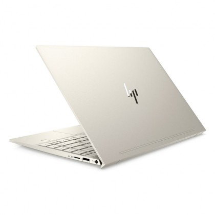 "HP Envy 13-AQ0023TX Laptop (i7-8565U 4.60GHz,512GB,16GB,NV MX250-2GB,13.3"" FHD,W10) - Gold"