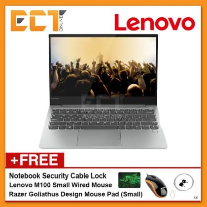 """Lenovo Ideapad S730-13IWL 81J0005LMJ Laptop (I5-8265U,3.90GHz,512GB,8GB,Intel,13.3"""" FHD IPS,W10)"""