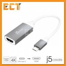 j5create JCA153G USB Type-C to 4K HDMI Adapter