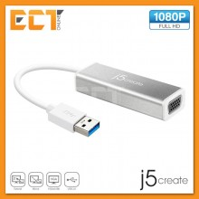 j5create JUA315 USB 3.0 to VGA Slim Display Adapter