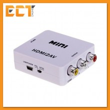 HDMI to RCA HDMI2AV HD Video Converter (support up to 1080p)