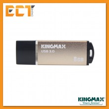 Kingmax MB-03 8GB USB 3.0 Flash Drive/Thumb Drive (Gold)