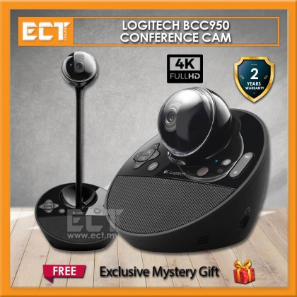 Logitech BCC950 Conference Cam Webcam