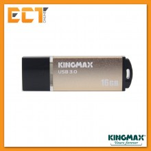 Kingmax MB-03 16GB USB 3.0 Flash Drive/Thumb Drive (Gold)