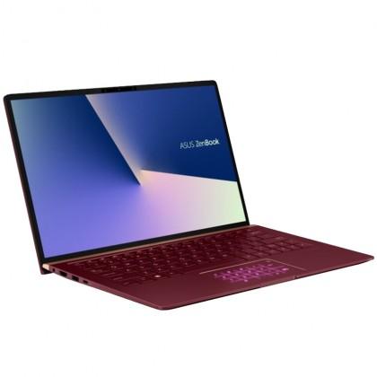 "Asus Zenbook 13 UX333F-NA4162T Laptop (i5-8265U 3.90GHz,8GB,512GB,13.3"" FHD,W10) - RED"