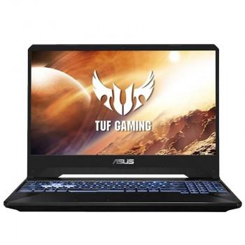 """Asus TUF FX505D-TBQ057T Gaming Laptop (R7-3750H 4.00GHz,4GB,512GB,NV GTX1650-4G,15.6"""" FHD,W10) - Black"""