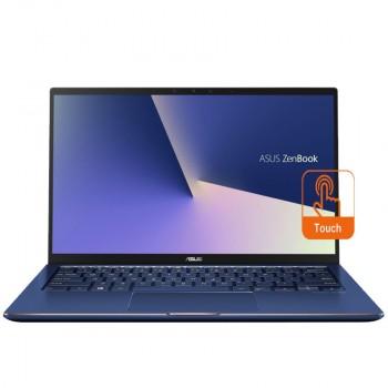 "Asus Zenbook Flip 13 UX362F-AEL294T Laptop (i5-8265U 3.90GHz,8GB,256GB,13.3"" FHD,Touch,W10) - Blue"