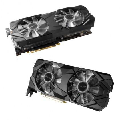 GALAX GeForce® RTX 2060 Super EX (1-Click OC) 8GB Graphics Card