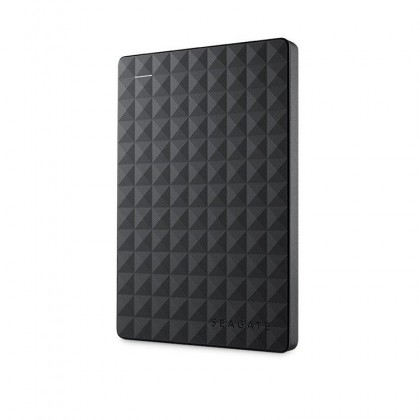 Seagate Expansion 1.5TB USB 3.0 Portable External Hard Disk Drive - Black