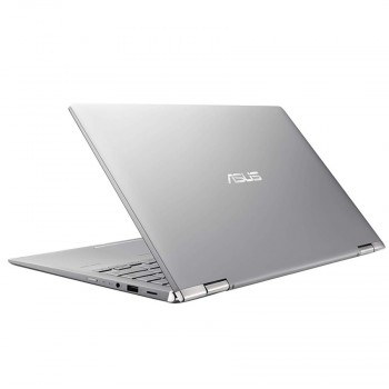 "Asus Zenbook Flip 14 UM462D-AAI047T Laptop (R5-3500U 3.70GHz,8G,256GB,14"" FHD,Touch,W10) - Grey"