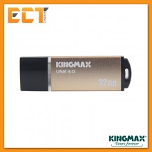 Kingmax MB-03 32GB USB 3.0 Flash Drive/Thumb Drive (Gold)