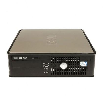 (Refurbished) Dell Optiplex 755 SFF Desktop (Intel Core 2 Duo,80GB SSD+160GB,2GB,W7P)
