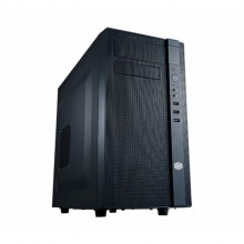 Cooler Master N200 Mini Tower Casing/Chassis NSE-200-KWN1 (Black)