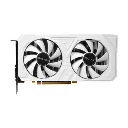 GALAX GeForce GTX 1660 Ti EX White (1-Click OC) 6GB Graphics Card