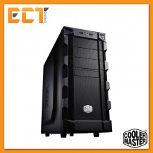 Cooler Master K280 Mid Tower Casing/Chassis RC-K280-KKN1 (Black)