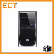 Cooler Master Elite 344 USB 3.0 Mid Tower Casing/Chassis RC-344-KKN2 (Silver)