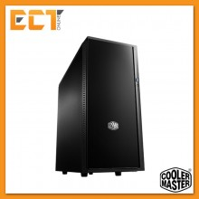 Cooler Master Silencio 452 Mid Tower Casing/Chassis SIL-452-KKN1 (Black)