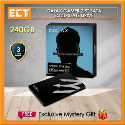 Galax Gamer SSD 2.5 SATA 120GB/240GB Solid State Drive