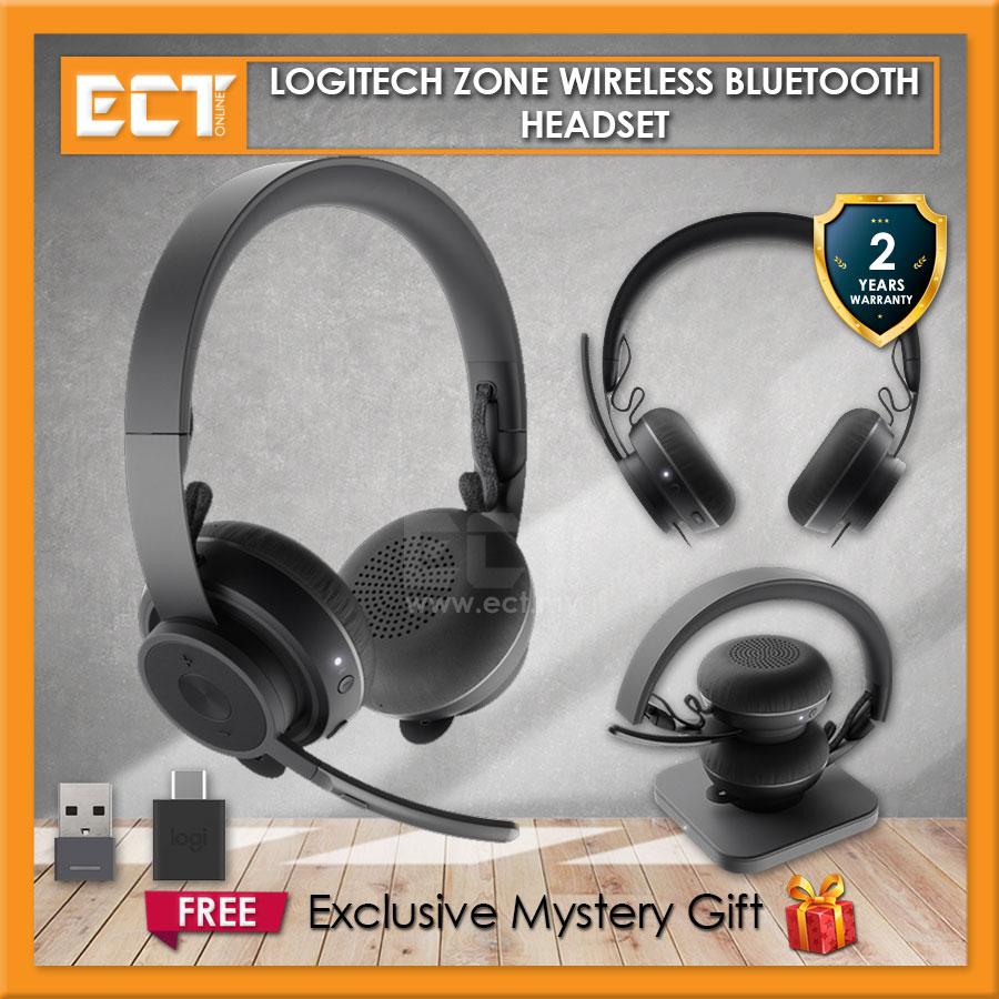Logitech Zone Wireless Bluetooth Headset 981 000799