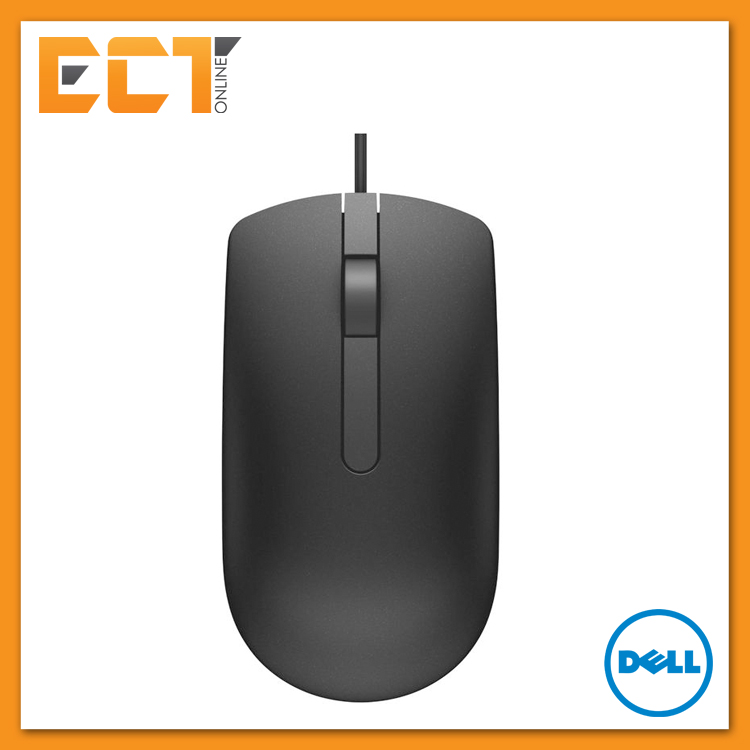dell ms116 usb 3 button optical mouse with 1000dpi sensitivity. Black Bedroom Furniture Sets. Home Design Ideas