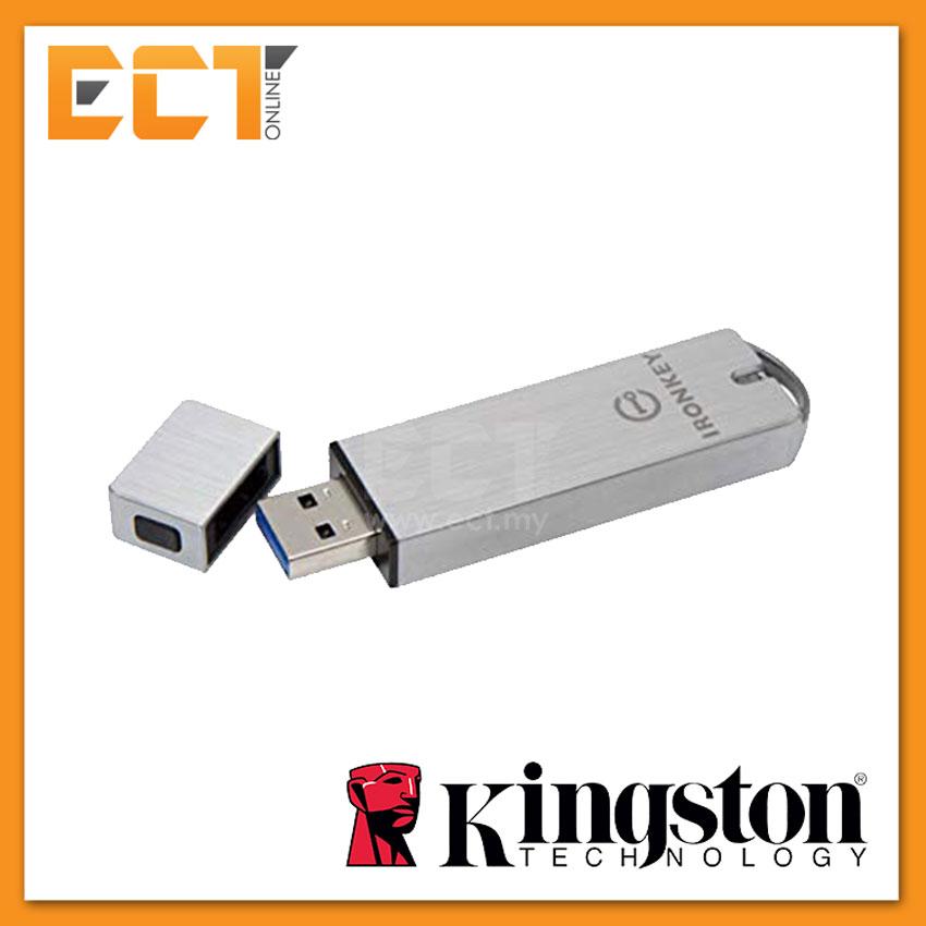 USB flash drive Kingston IKS1000E//4GB IronKey Enterprise S1000 encrypted